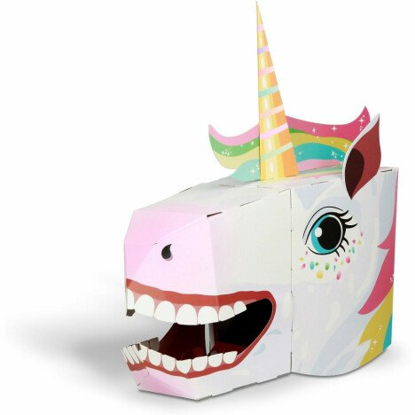Masca 3D Unicorn Fiesta Crafts FCT-3019